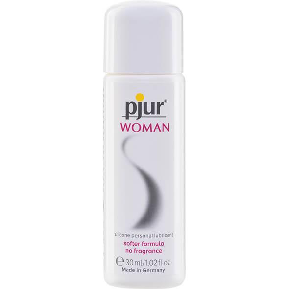 PJUR Woman 30 ml - špičkový silikonový lubrikační gel