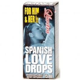 Španělské kapky - LOVE DROPS