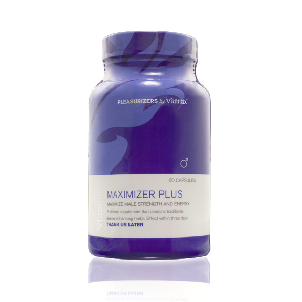 Viamax Maximizer plus pro zvětšení penisu