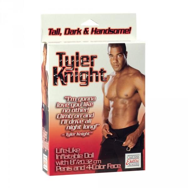 Nafukovací černošský panák Tyler Knight