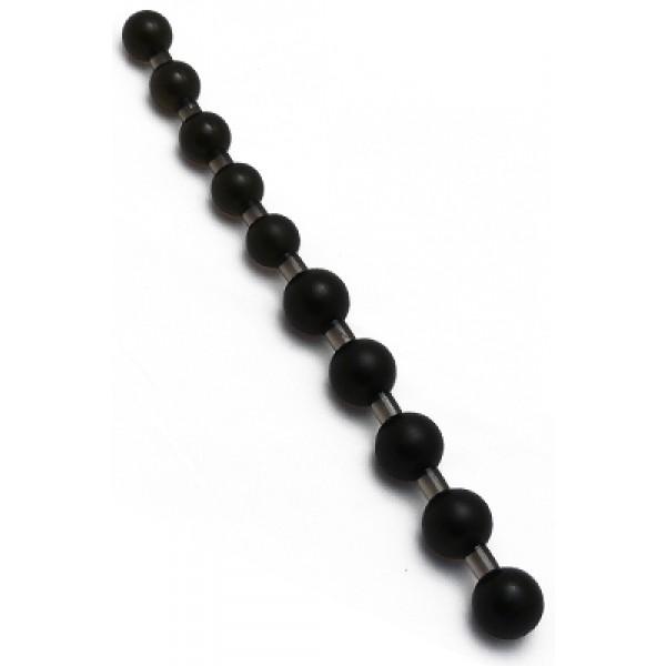 Anální kuličky - černé