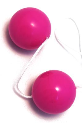 Venušiny kuličky - růžové