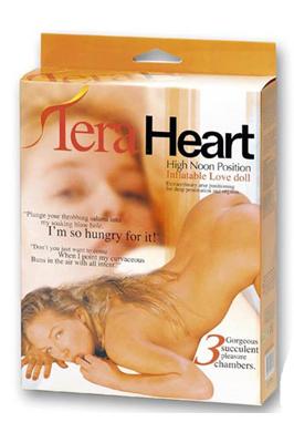 Nafukovací panna - Tera Heart