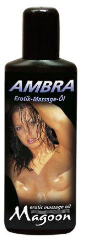 Masážní olej Ambra - střední balení 100ml