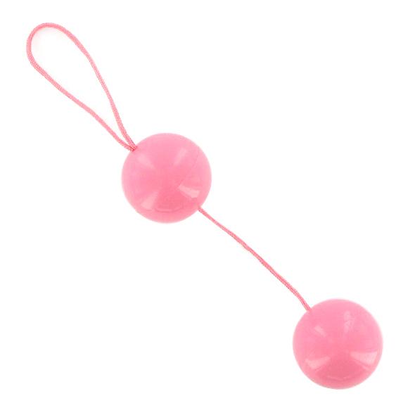 Venušiny kuličky růžové - X-ORGASM