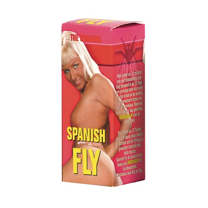Španělské mušky original - 15ml