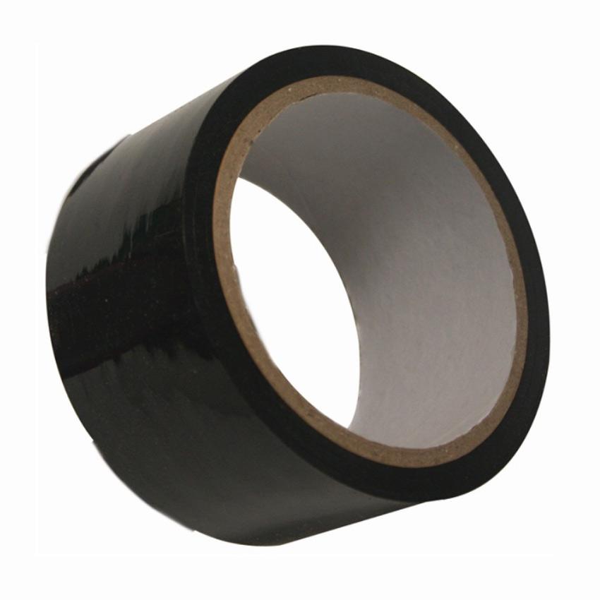 Černá poutací bondage páska