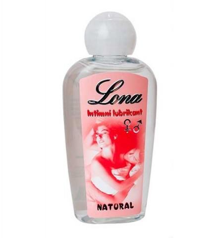 LONA lubrikační gel - NATURAL 130ml
